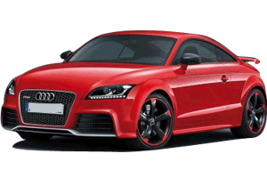 lld TT RS PLUS COUPE