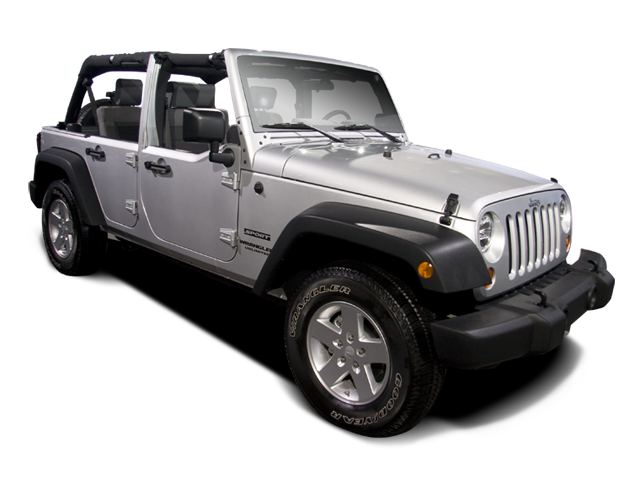 lld WRANGLER UNLIMITED